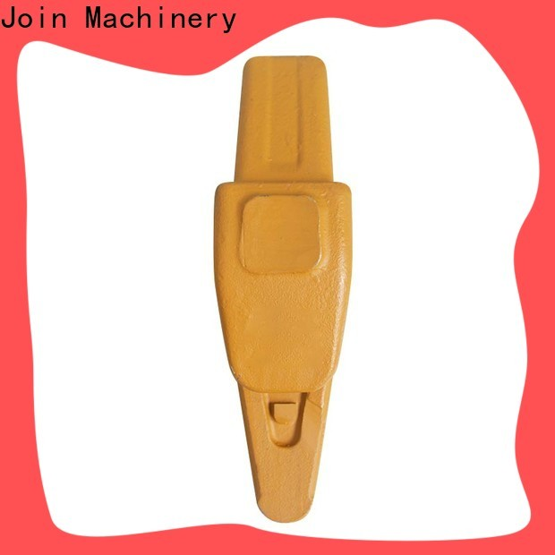 Join Machinery bucket adaptor supply for digger